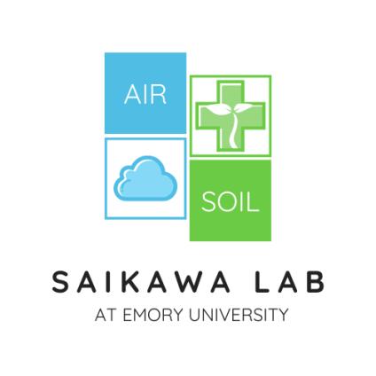 Saikawa Lab Logo